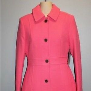 Size 2, new without tags lady day coat from j crew